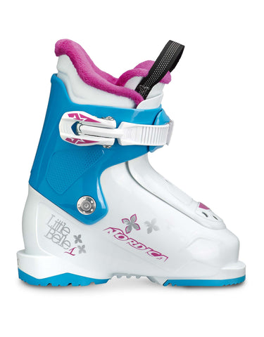 Nordica Little Belle 1 Kids Ski Boots-aussieskier.com