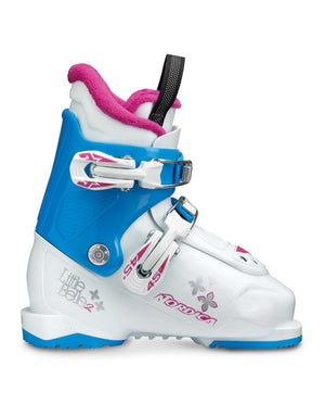 Nordica Little Belle 2 Kids Ski Boots-aussieskier.com
