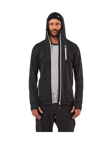 Image of Mons Royale Mens Approach Tech Mid Hoody-aussieskier.com