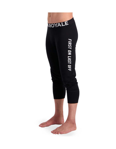 Image of Mons Royale Mens Shaun-off 3/4 Legging Base Layer-aussieskier.com