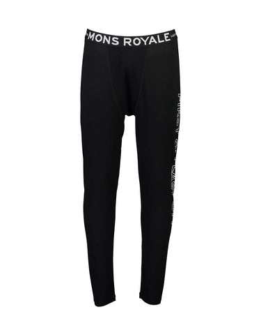 Image of Mons Royale Mens Double Barrel Legging Base Layer-aussieskier.com