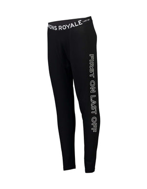 Mons Royale Mens Double Barrel Legging Base Layer
