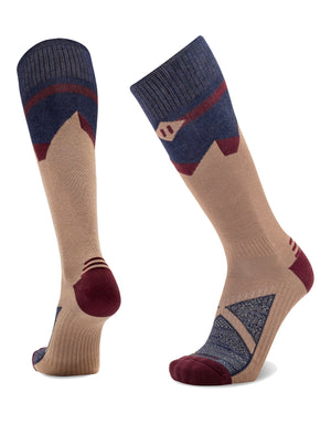Le Bent Le Send Alpine Touring Ski Socks - Cody Townsend Pro Model