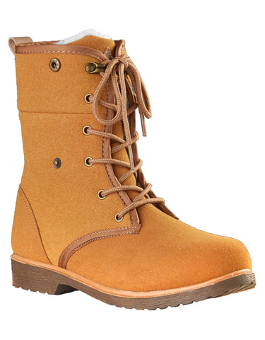 Image of Rojo Maggie Womens Apres Boots-37-Tan-aussieskier.com