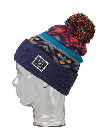 Image of Elude Mountain Aztec Kids Beanie-Monument-aussieskier.com