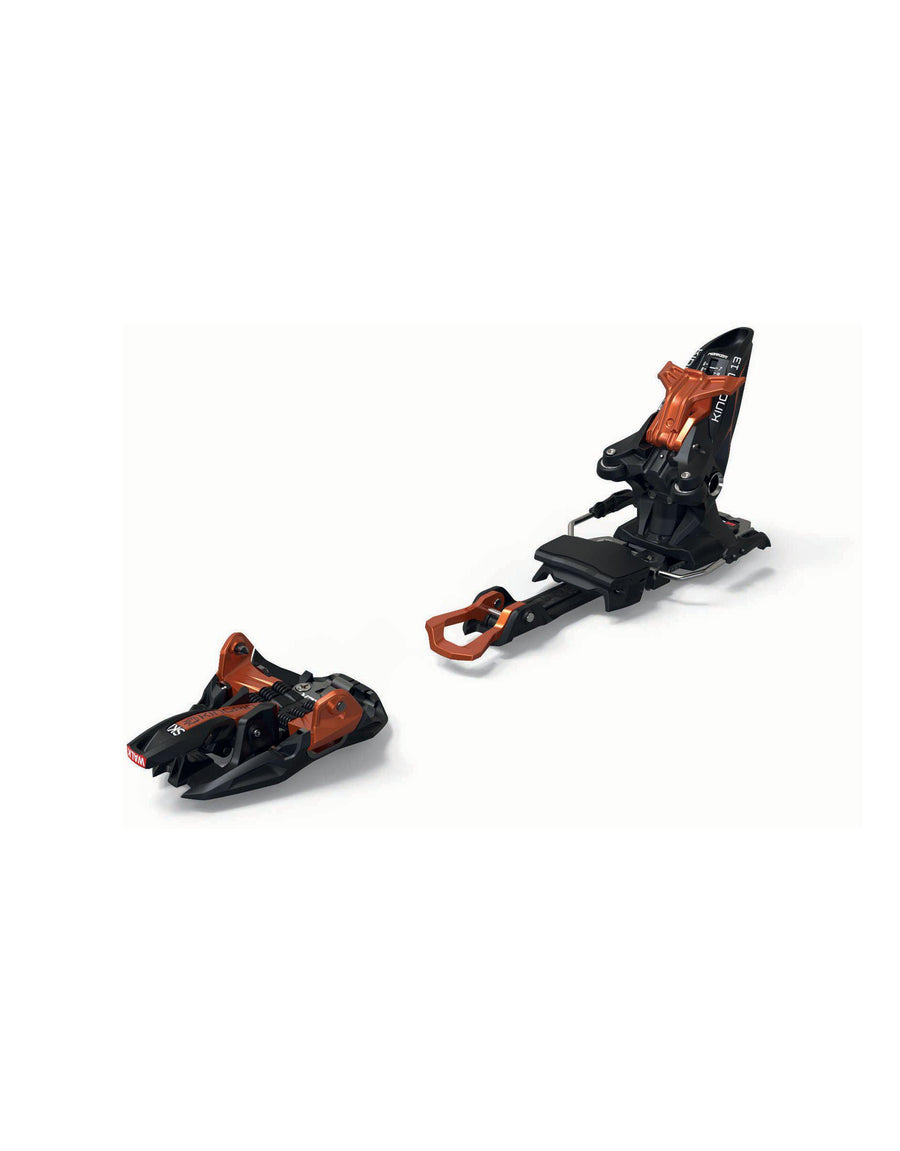 Black Crows Anima Freebird Skis + Marker Kingpin 13 Bindings Package 2019-182cm-aussieskier.com