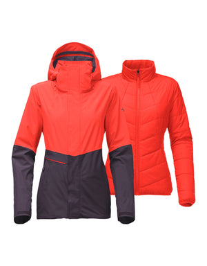 The North Face Garner Triclimate Womens 3-in-1 Ski Jacket-X Small-aussieskier.com