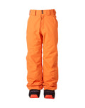 Elude No Limit Kids Ski Pants-4-Celestial Orange-aussieskier.com