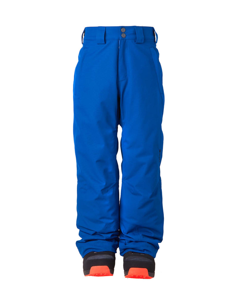Elude No Limit Kids Ski Pants-4-Solidate Blue-aussieskier.com