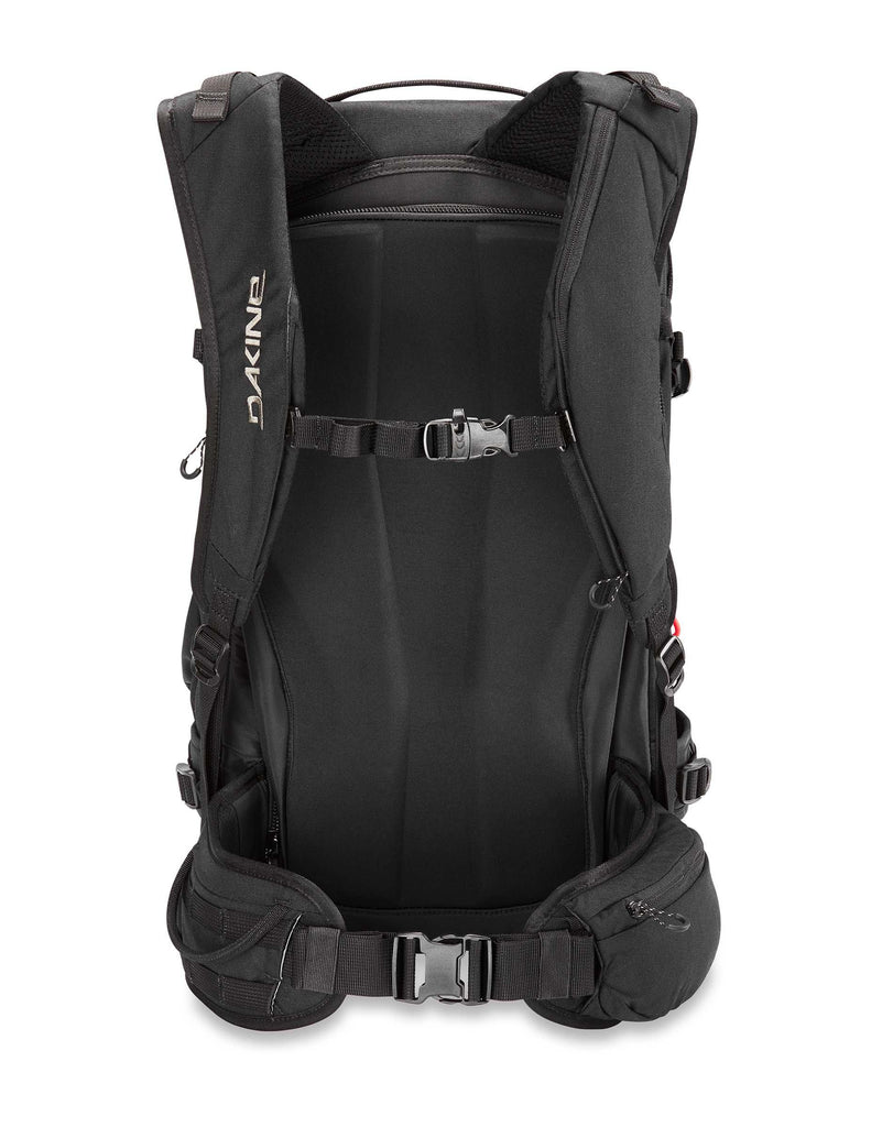 Dakine Poacher 32L Alpine Touring Backpack-Black-aussieskier.com