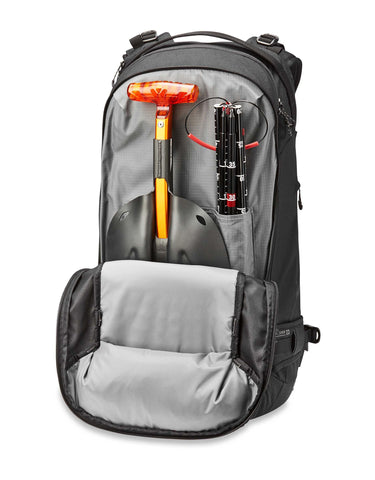Image of Dakine Poacher 32L Alpine Touring Backpack-Black-aussieskier.com