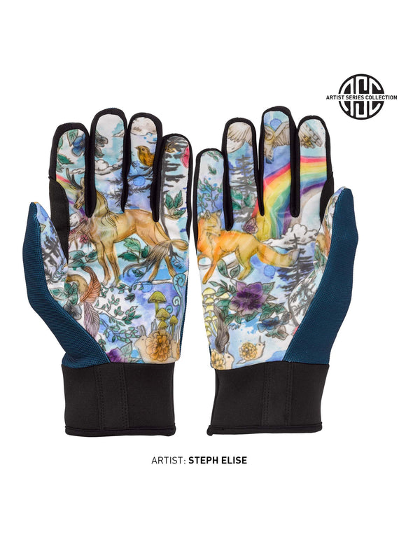 POW All Day Gloves-aussieskier.com
