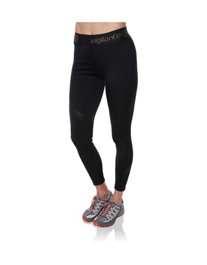 Vigilante Womens Proton Compression Leggings-aussieskier.com