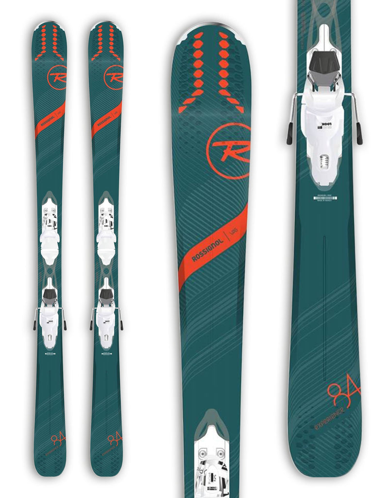Rossignol Experience 84 Ai Womens Skis + XPRESS 11 Bindings 2020-144cm-aussieskier.com