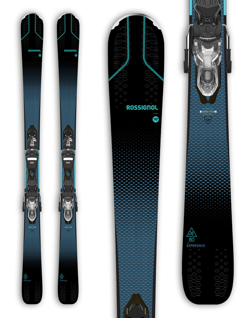 Rossignol Experience 80 Ci Womens Skis + XPRESS 11 GW Bindings 2021