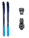 Fischer My Ranger 89 Womens Skis + Fischer Attack 11 AT Bindings Package 2019-aussieskier.com