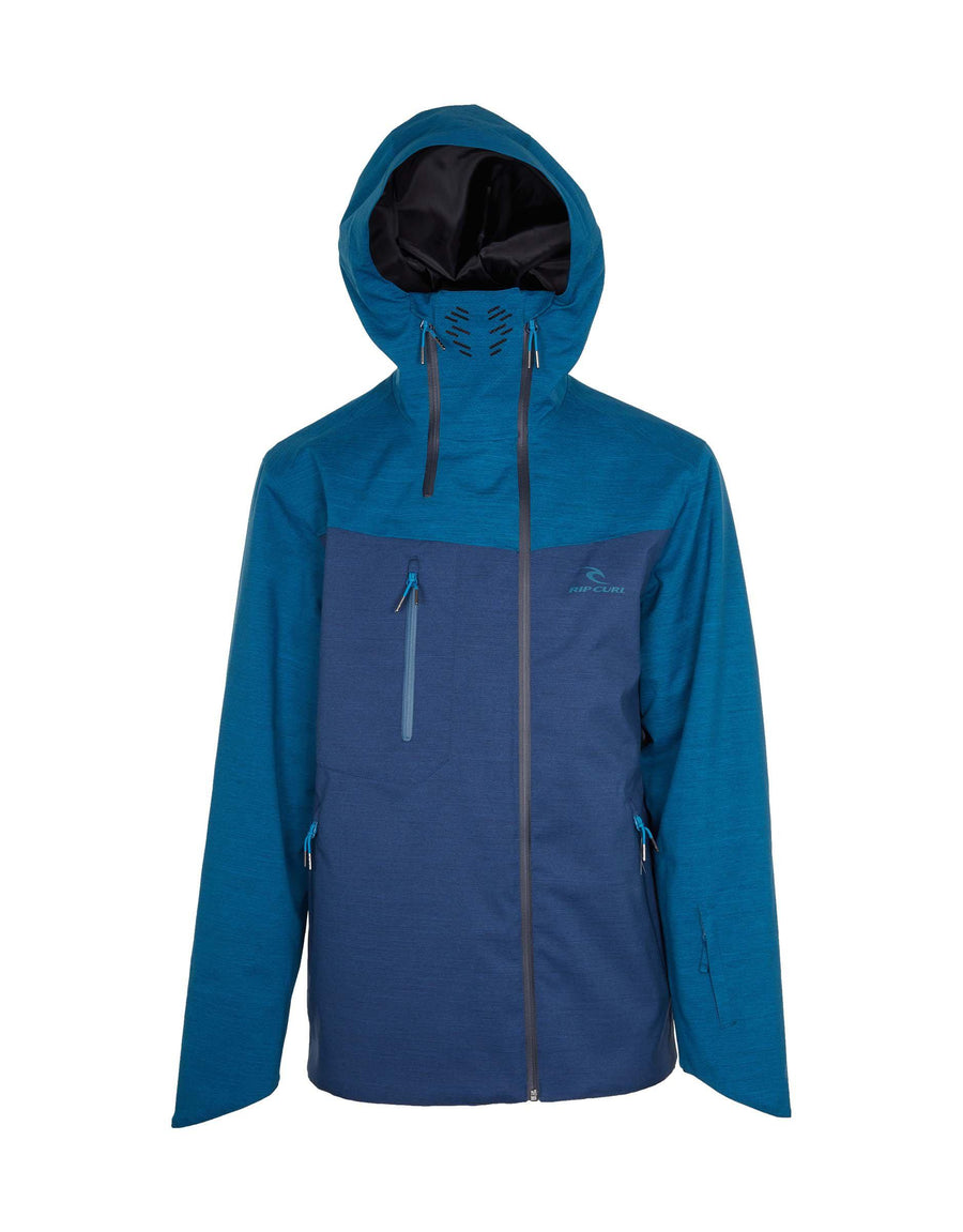Rip Curl Core Gum Ski Jacket-Small-Ink Blue-aussieskier.com
