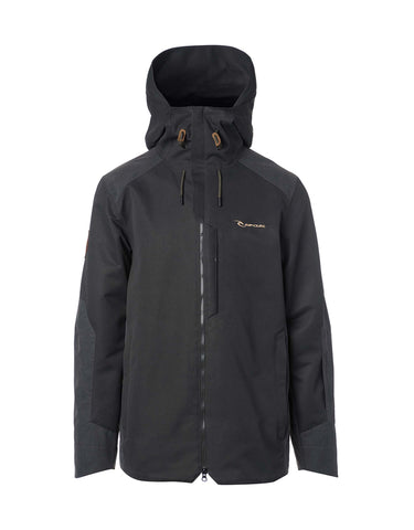 Rip Curl Search Ski Jacket-Small-Jet Black-aussieskier.com