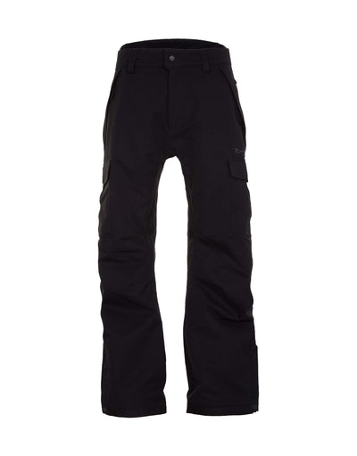 Rip Curl Revive Search Ski Pants-Small-Jet Black-aussieskier.com