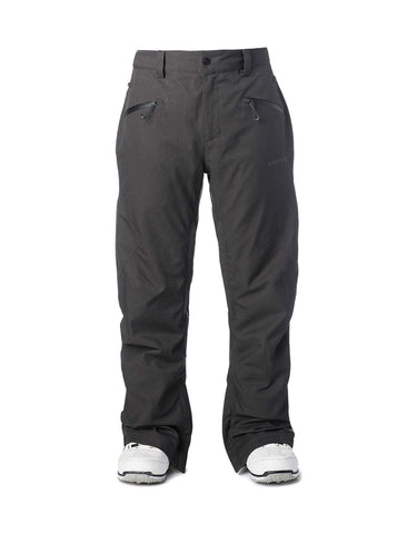 Image of Rip Curl Rebound Fancy Ski Pants-Small-Jet Black-aussieskier.com