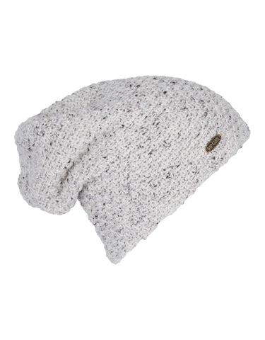 Image of Rip Curl Slouch Beanie-Optical White-aussieskier.com