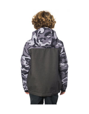 Rip Curl Snake Printed Junior Ski Jacket