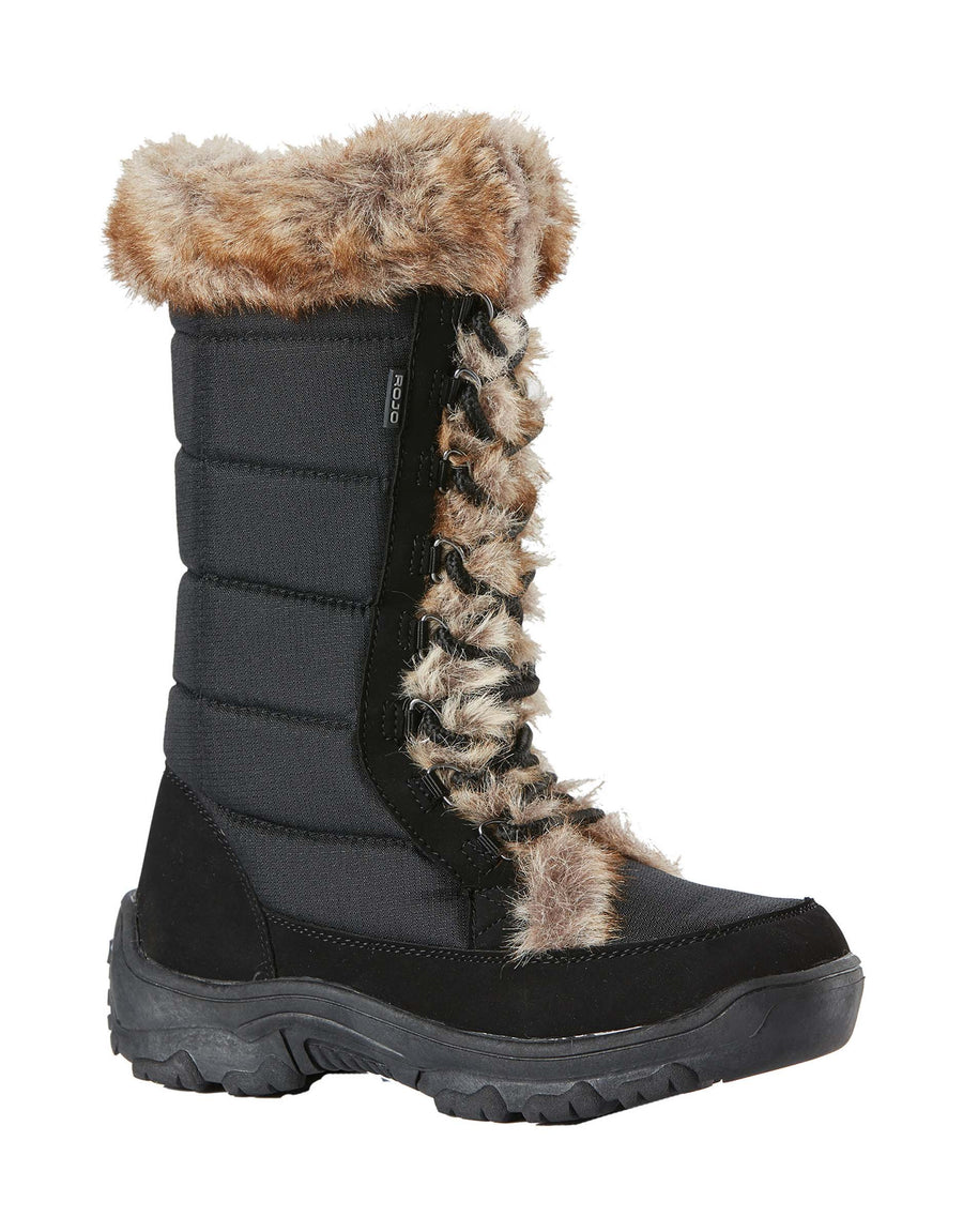 Rojo Snow Fox Girls Boots