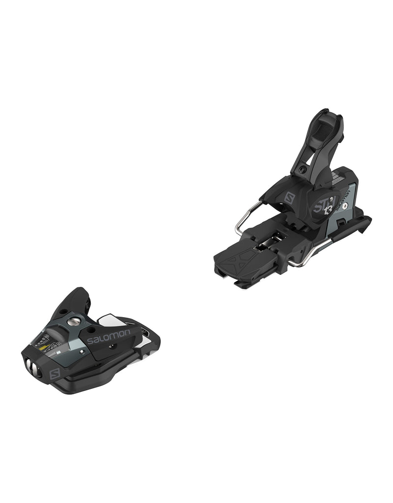 Salomon STH2 13 WTR Bindings-Black-aussieskier.com