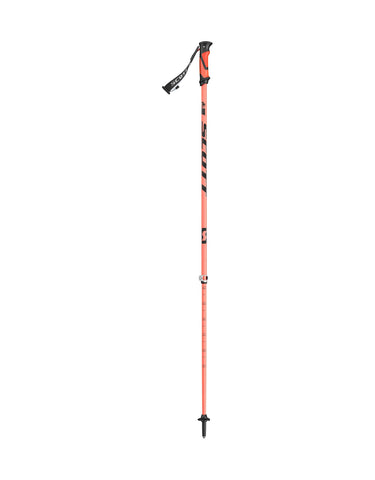Scott Riot 16 2-Part Adjustable Ski Poles-100-125cm-aussieskier.com