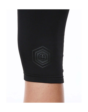 Image of Vigilante Womens SkiMiss 3/4 Compression Leggings-aussieskier.com