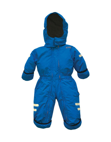 XTM Kioko Infant One Piece Suit-0-Bright Blue-aussieskier.com