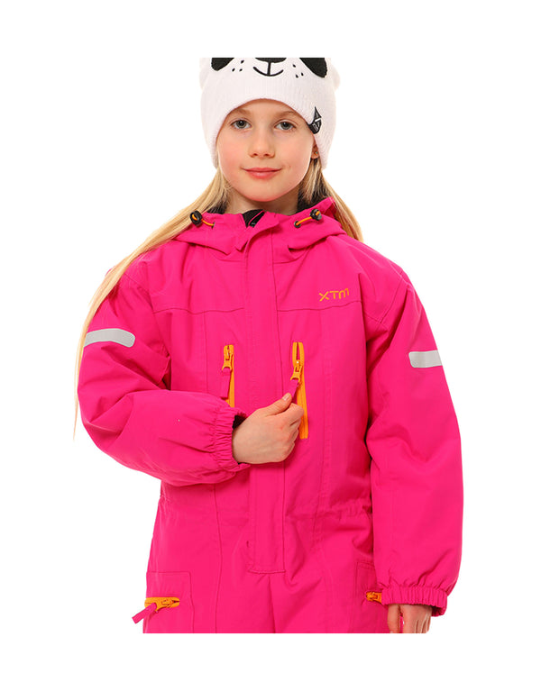 XTM Kizzu One-Piece Kids Ski Suit