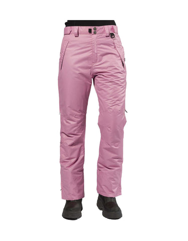 Image of XTM Womens Smooch II Ski Pants-8-Blush-aussieskier.com