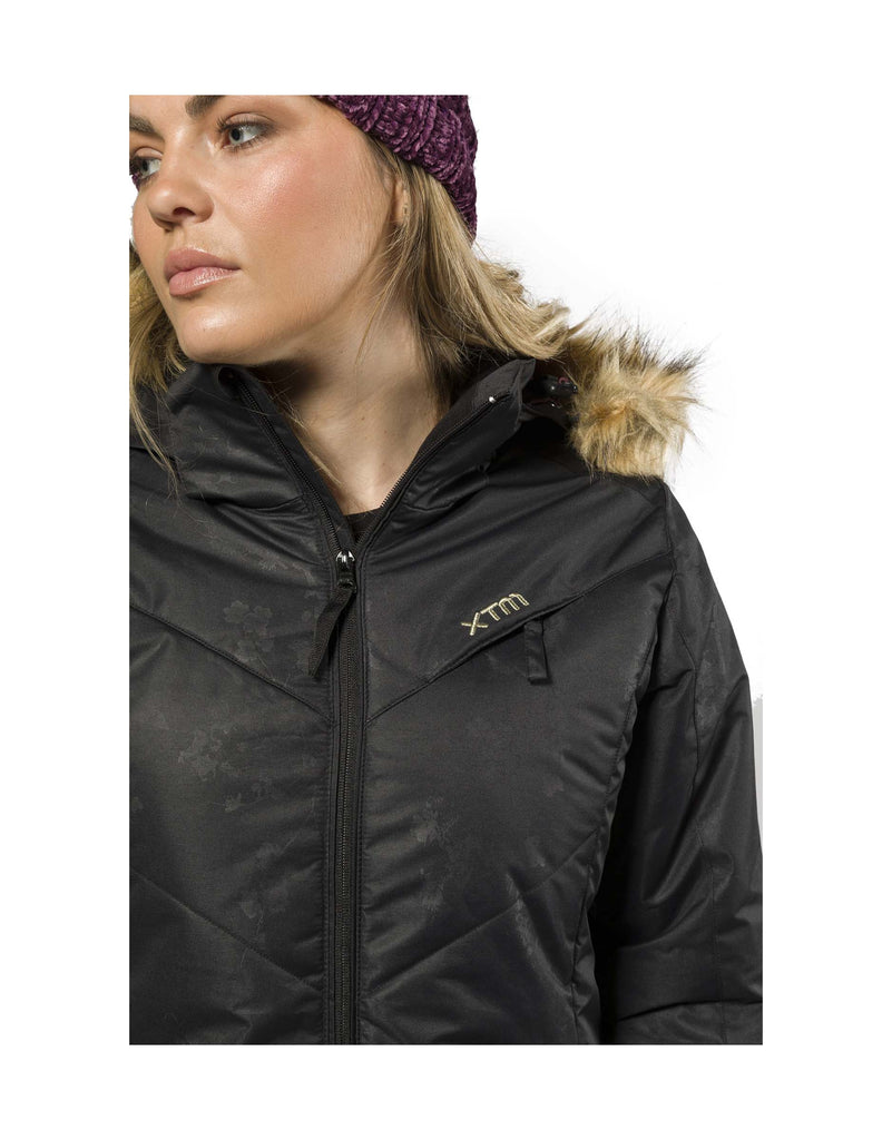 XTM Pia Ladies Ski Jacket Plus Size-aussieskier.com