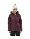 XTM Pia Ladies Ski Jacket Plus Size-20-Shiraz Denim-aussieskier.com