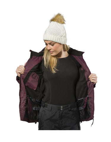 Image of XTM Pia Ladies Ski Jacket-aussieskier.com