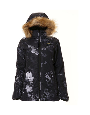 XTM Thea Womens Plus Size Ski Jacket