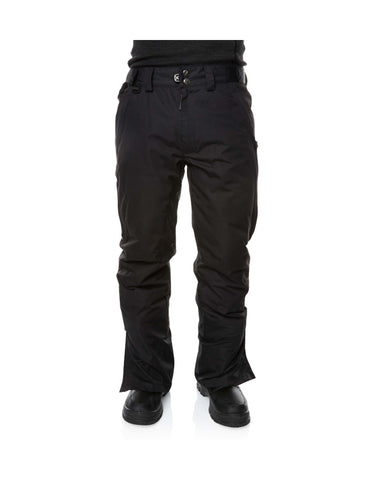Image of XTM Glide II Plus Size Ski Pants-4X Large-Black-aussieskier.com
