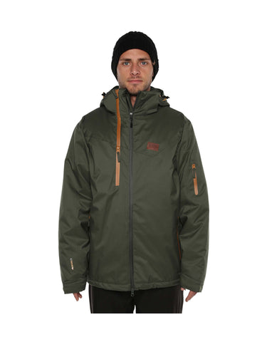 Image of XTM Zeus Ski Jacket-Small-Forest-aussieskier.com