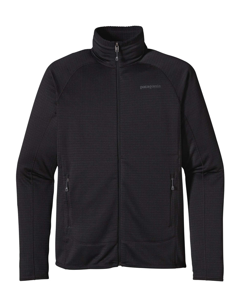 Patagonia R1 Full Zip Thermal Jacket-Small-Black-aussieskier.com