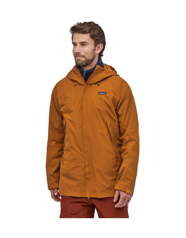 Image of Patagonia Mens Departer Ski Jacket