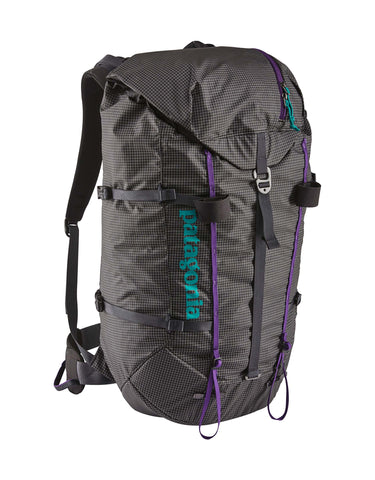 Patagonia Ascensionist 40L Backpack-L / XL-Ink Black-aussieskier.com