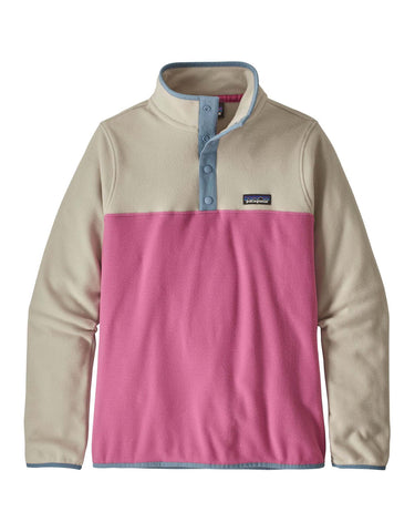 Image of Patagonia Womens Micro D Snap-T Pullover Fleece