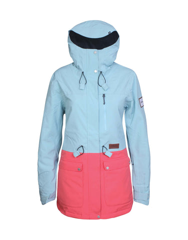 Image of Planks Good Times Insulated Womens Ski Jacket
