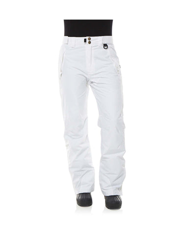Image of XTM Womens Smooch II Ski Pants-8-White-aussieskier.com