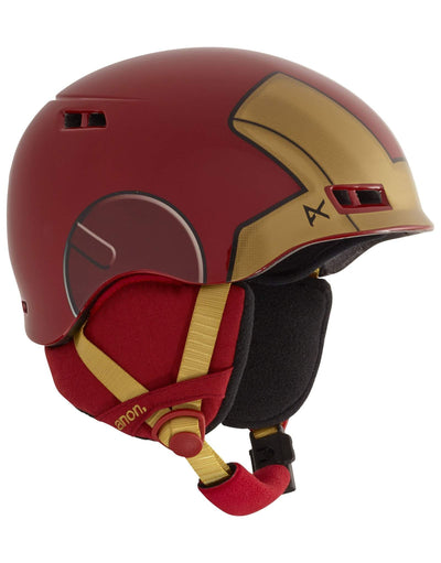Anon Burner Junior Helmet - Small / Medium / Ironman - aussieskier.com - 4