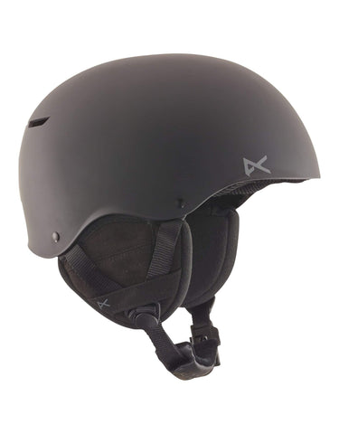 Anon Endure Ski Helmet-Black-Small-aussieskier.com
