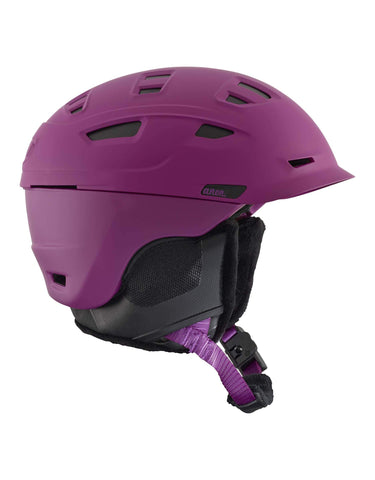 Image of Anon Nova MIPS Womens Ski Helmet-Purple-Small-aussieskier.com