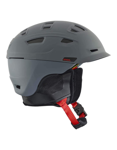 Image of Anon Prime MIPS Ski Helmet-Gray-Small-aussieskier.com