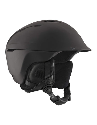 Image of Anon Thompson Ski Helmet-Large / X Large-Black-aussieskier.com